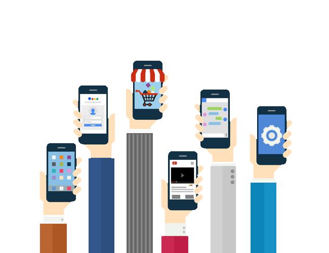 Siti web e app Android iOS a Como